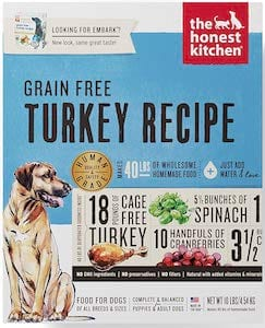 finding the best anti yeast dog food