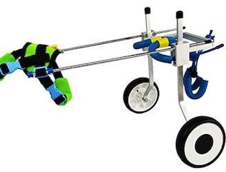dog mobility cart