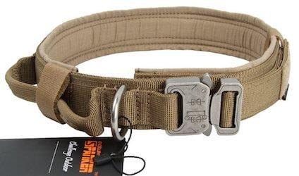 Nylon Tactical Dog Collar