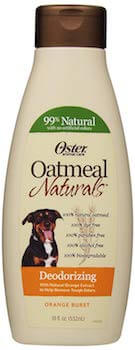 good smelling dog shampoo