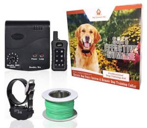 PetControl wireless pet fence reviews