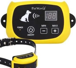 PetWorld dog fence reviews