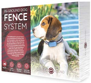 redhound dog fence system