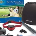 PetSafe stay and play fence review