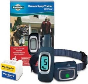 Petsafe Spray Remote trainer