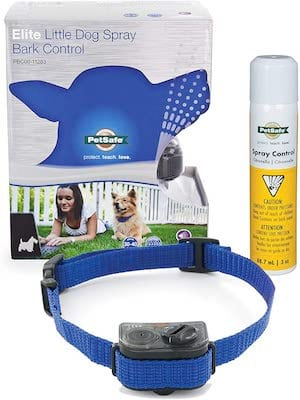 Petsafe elite little spray collar