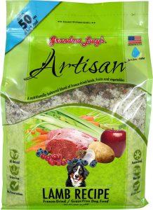 Grandma Lucy's Dog Artisan Grain Free Bison