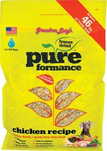 Grandma Lucy's Dog Pure Grain Free Chicken Chickpea