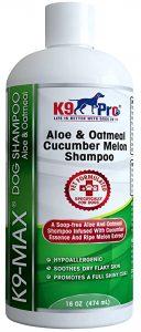 K9 Pro Oatmeal Dog Shampoo
