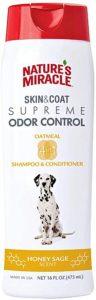 Nature's Miracle Oatmeal Dog Shampoo
