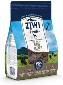 Ziwi Peak Dig Air Dried Beef