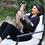Kylie Jenner Dog
