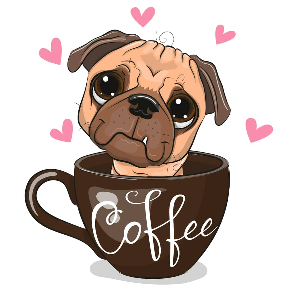 Dog Names Inspired by Coffee